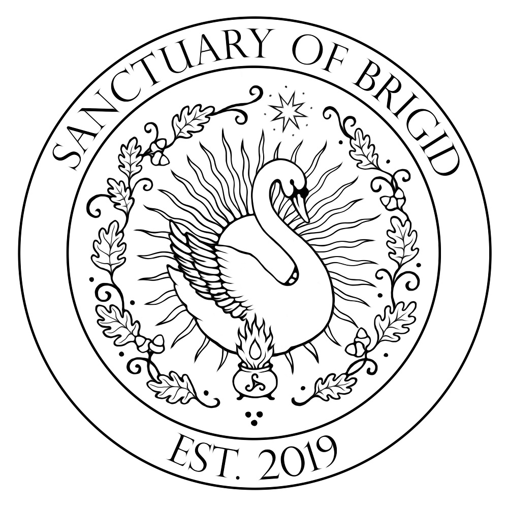 Sanctuary of Brigid Logo